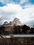 富士山のような城