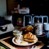 日曜日よりの朝食・・・