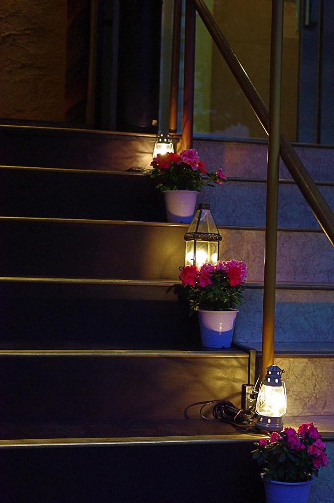 Steps (夜の銀座)