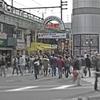 上野駅~アメ横の間