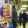 Old market of electronics in Akihabara
