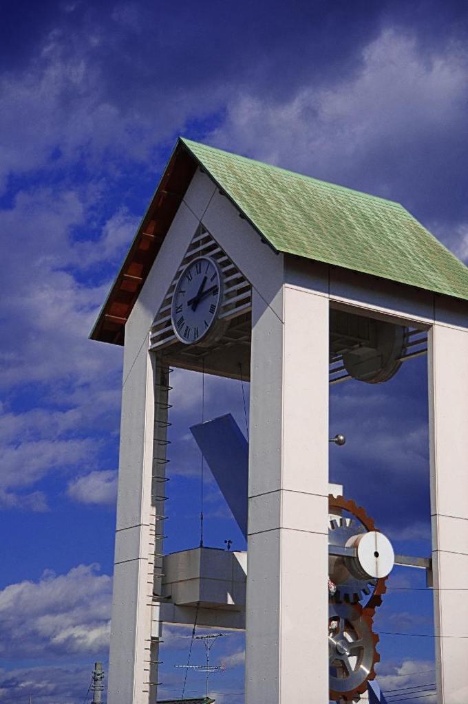 時計塔(Clock tower)
