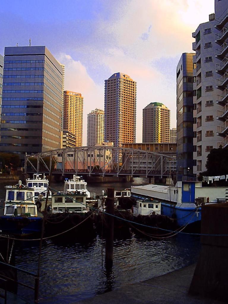 City of waterways