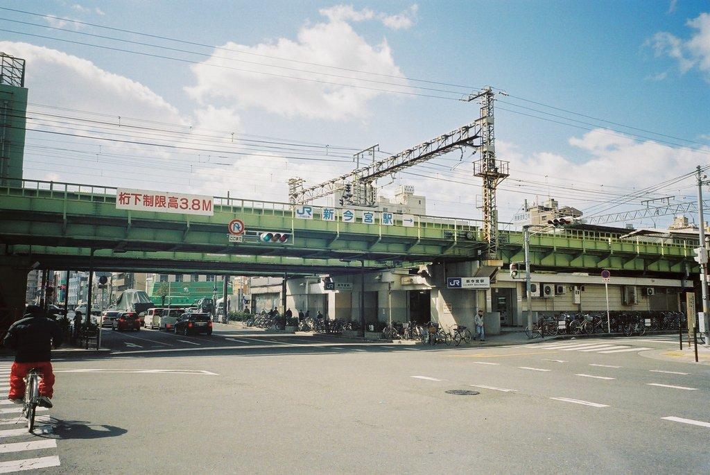 Shin Imamiya St.