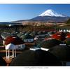 富士山とゲル