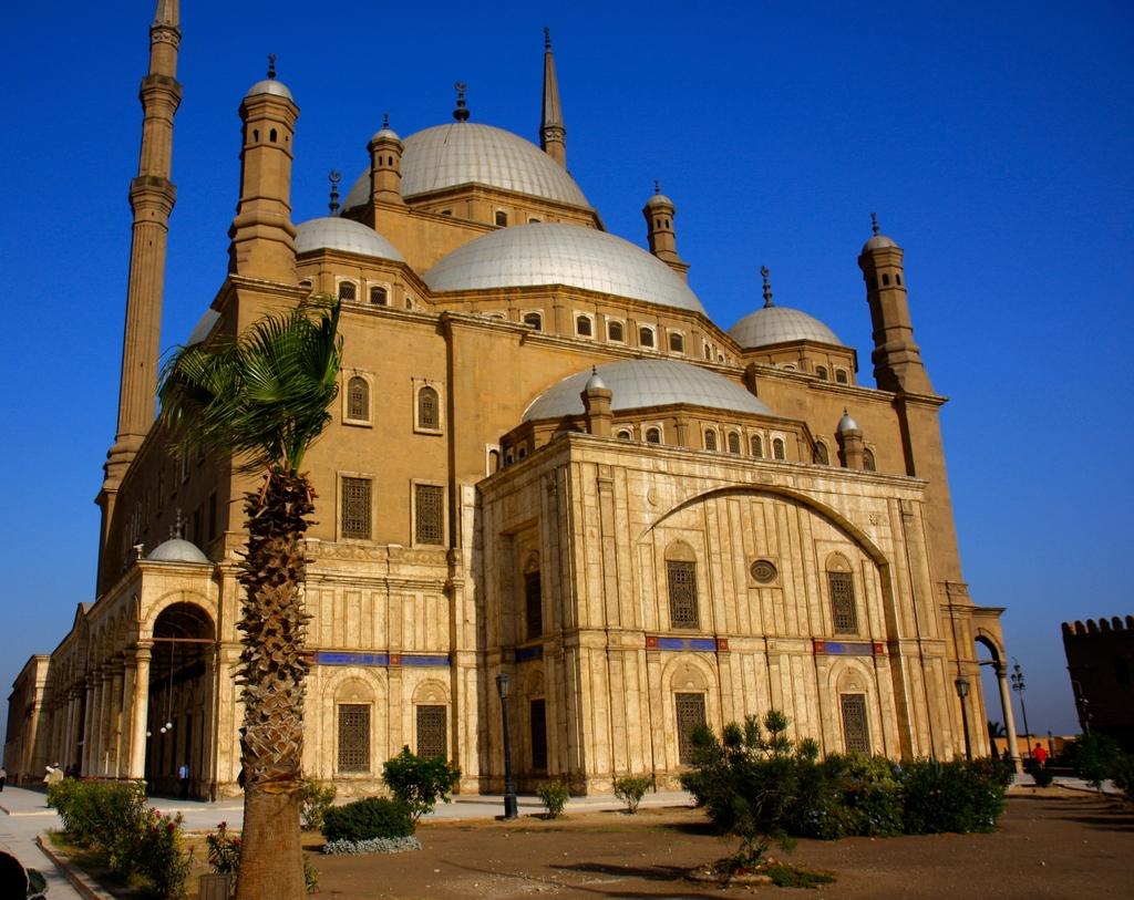 モハメド・アリ・モスク