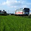 紀州鉄道の夏