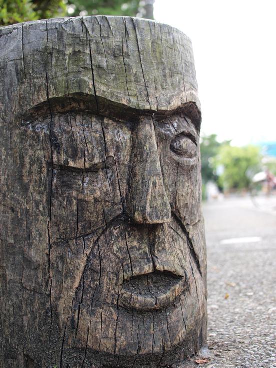 木のおっちゃん