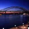シドニー ハーバーブリッジ