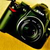 クロスプロセス+トイデジ風 マイカメラ
