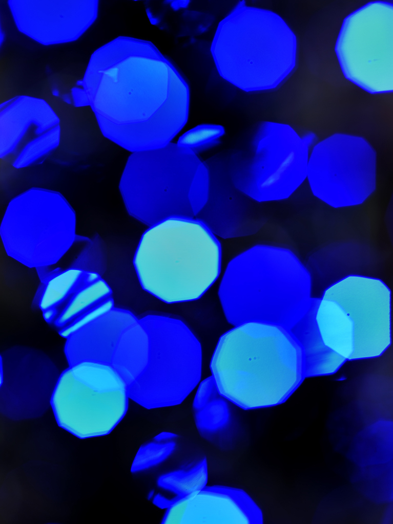 Blue nine