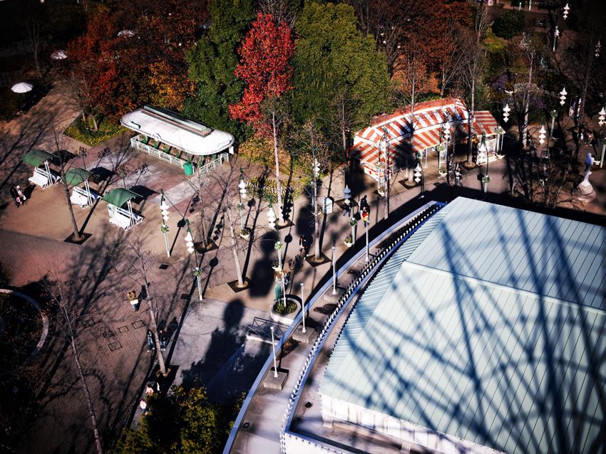 The Ferris wheel kept a rollin'