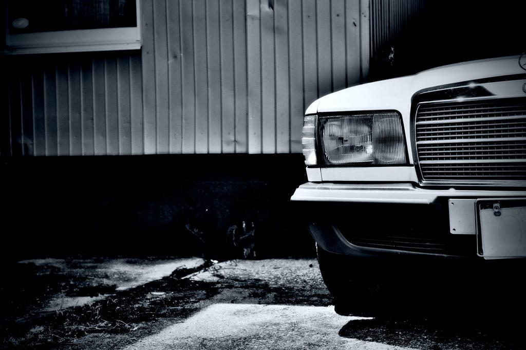 ベンツと呼ばれる高級車
