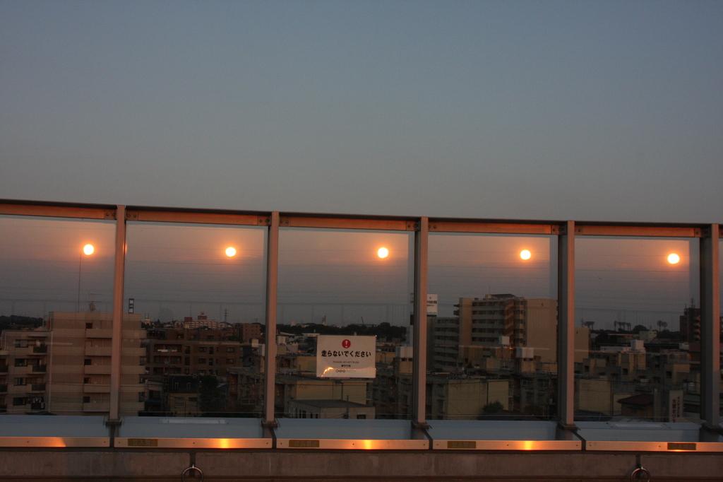 五つの夕日(1)