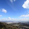 甲山を望む