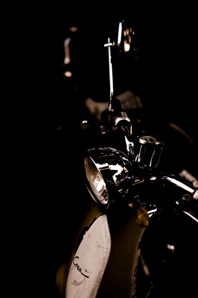 いろっぽいバイク