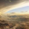 群れる積乱雲
