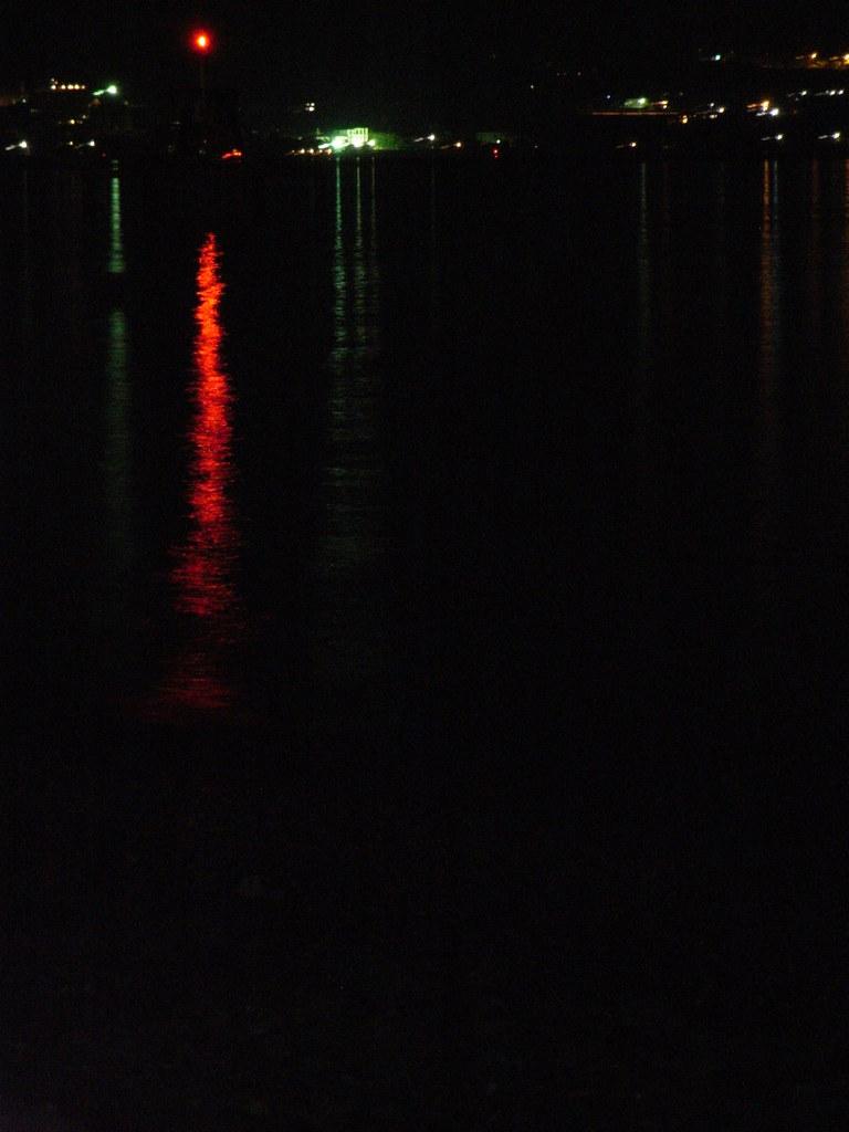 琵琶湖夜景