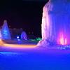 北海道 層雲峡 氷瀑まつり