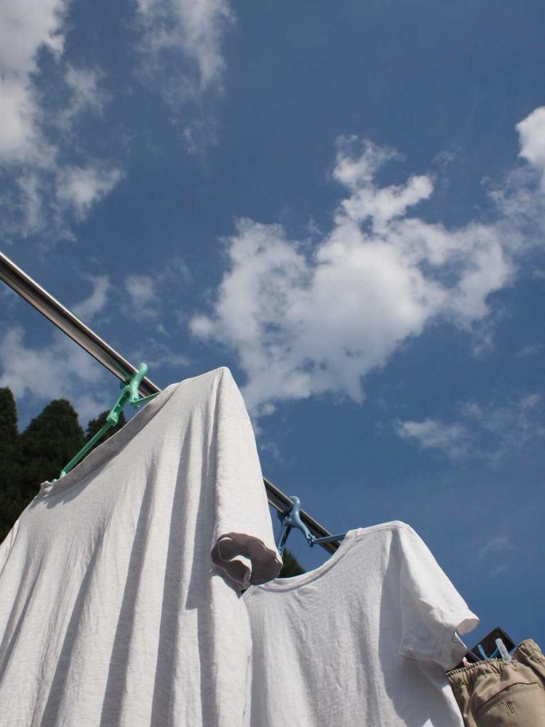 お洗濯日和