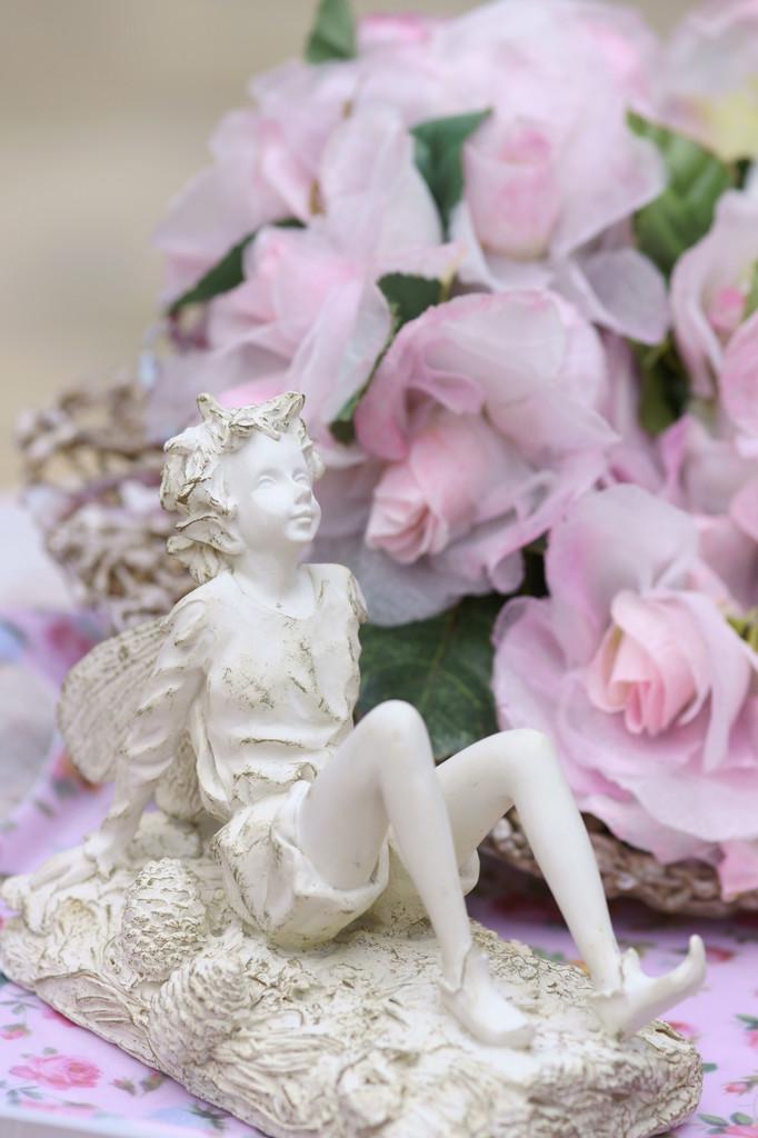 妖精の休憩