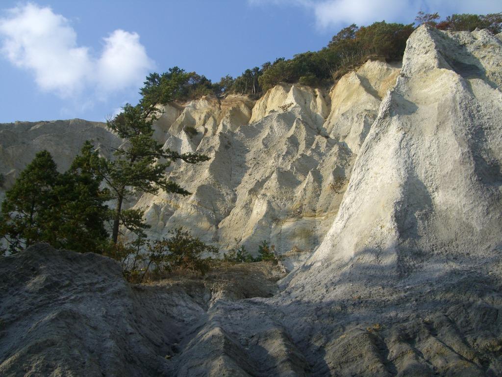 日本キャニオン(白神山地)