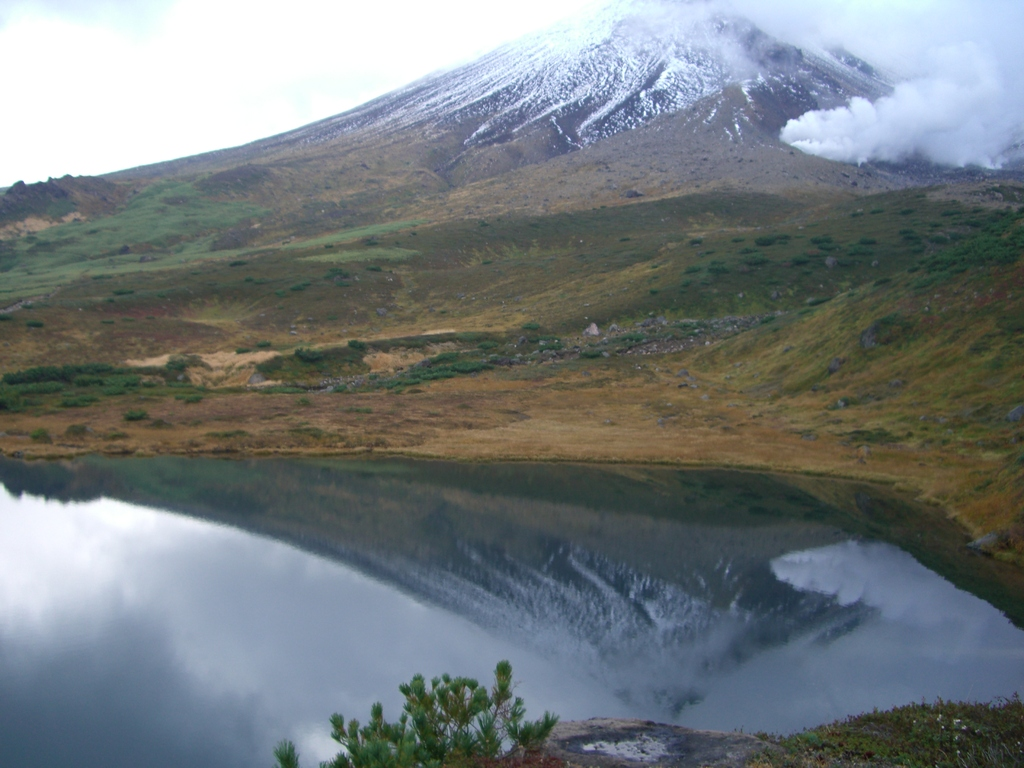旭岳(北海道)