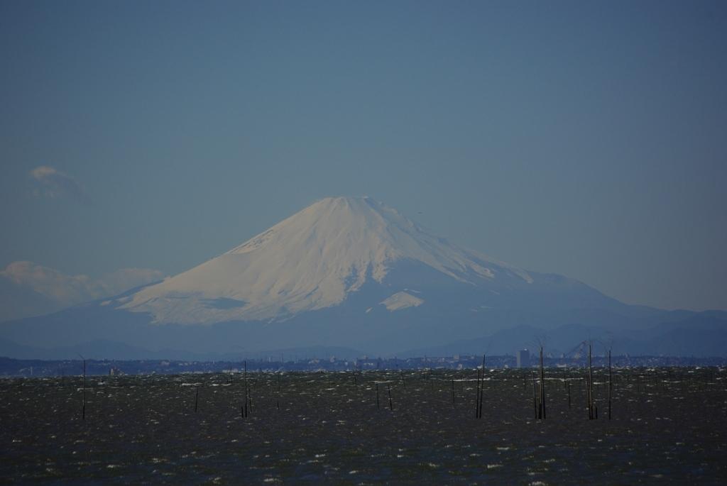 木更津から富士