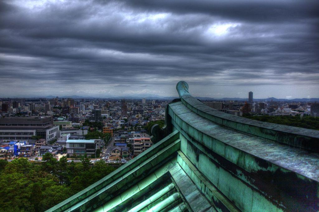 名古屋城1