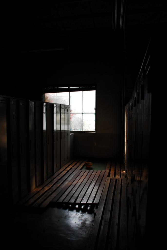 元ロッカー室