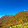 三瓶山紅葉