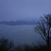 十和田湖の朝
