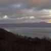 外輪山の朝