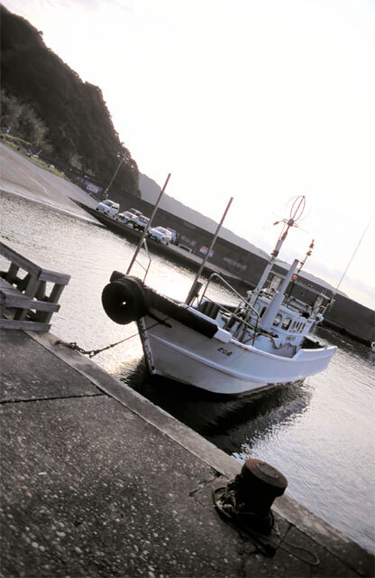潮岬・漁港