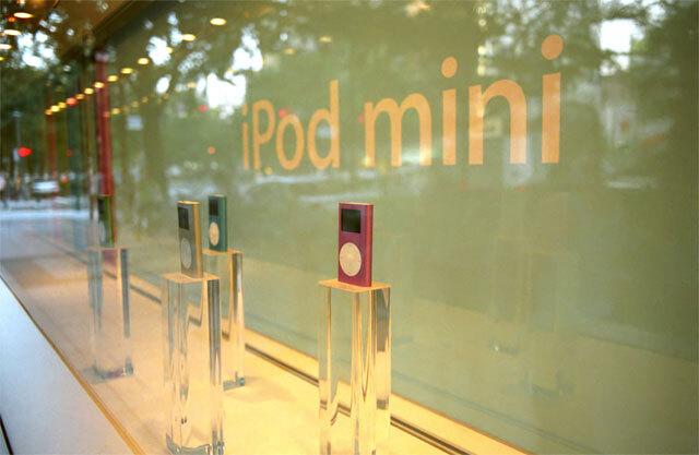 Apple Store iPod mini