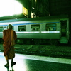 Buddhist at Station