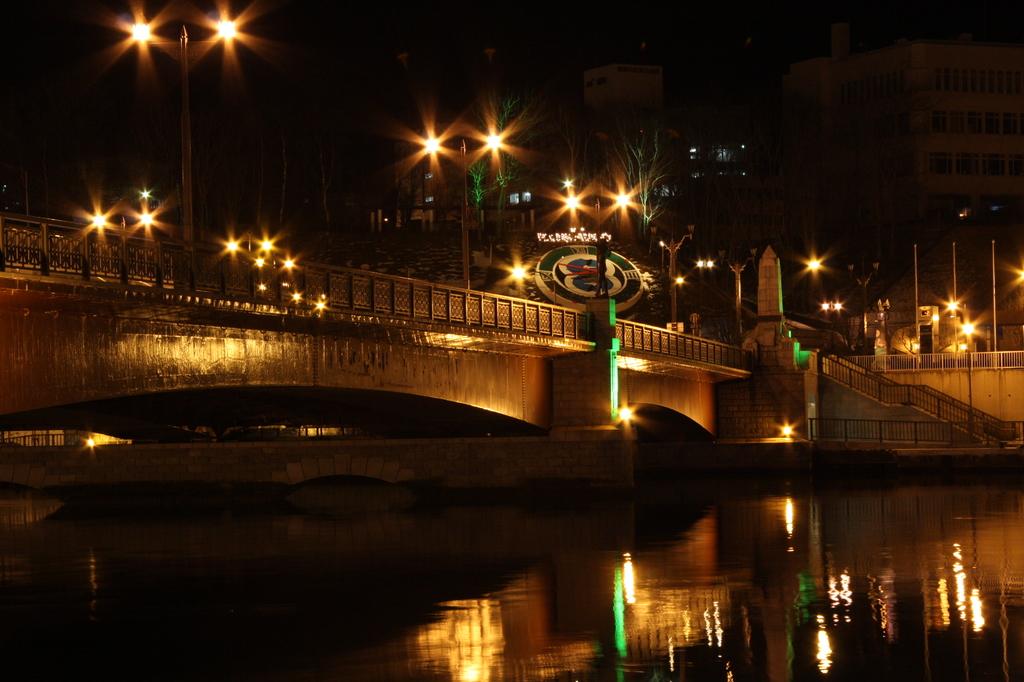 釧路市幣舞橋