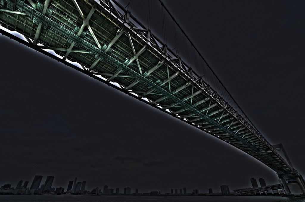 The Rainbow-Bridge,A.D.3000