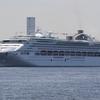 優美 白い船体 サン プリンセス