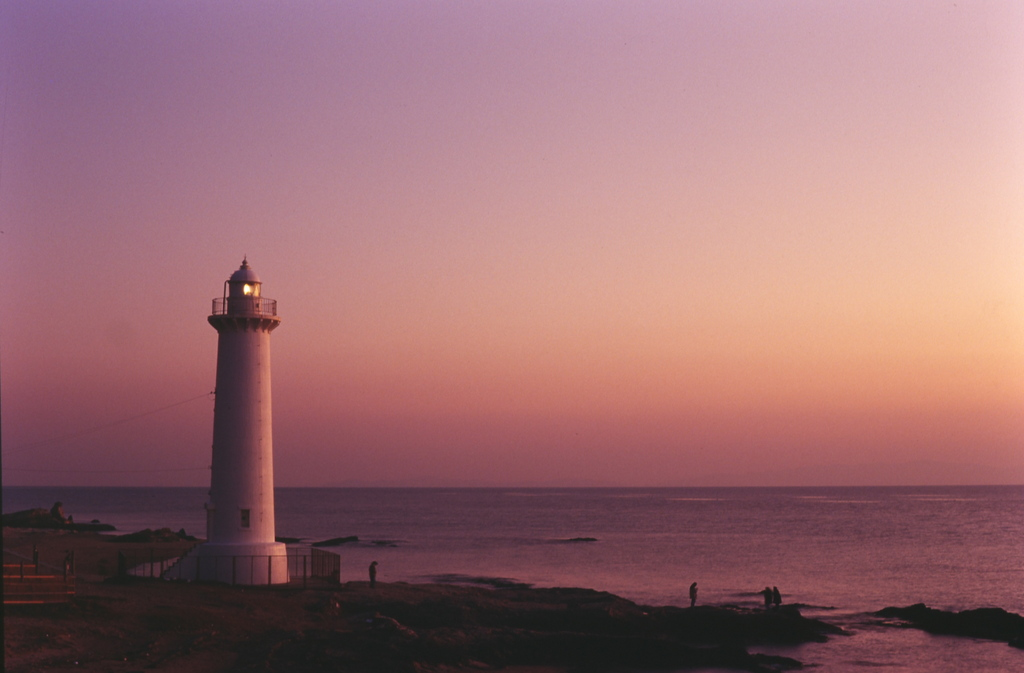 日没~海④