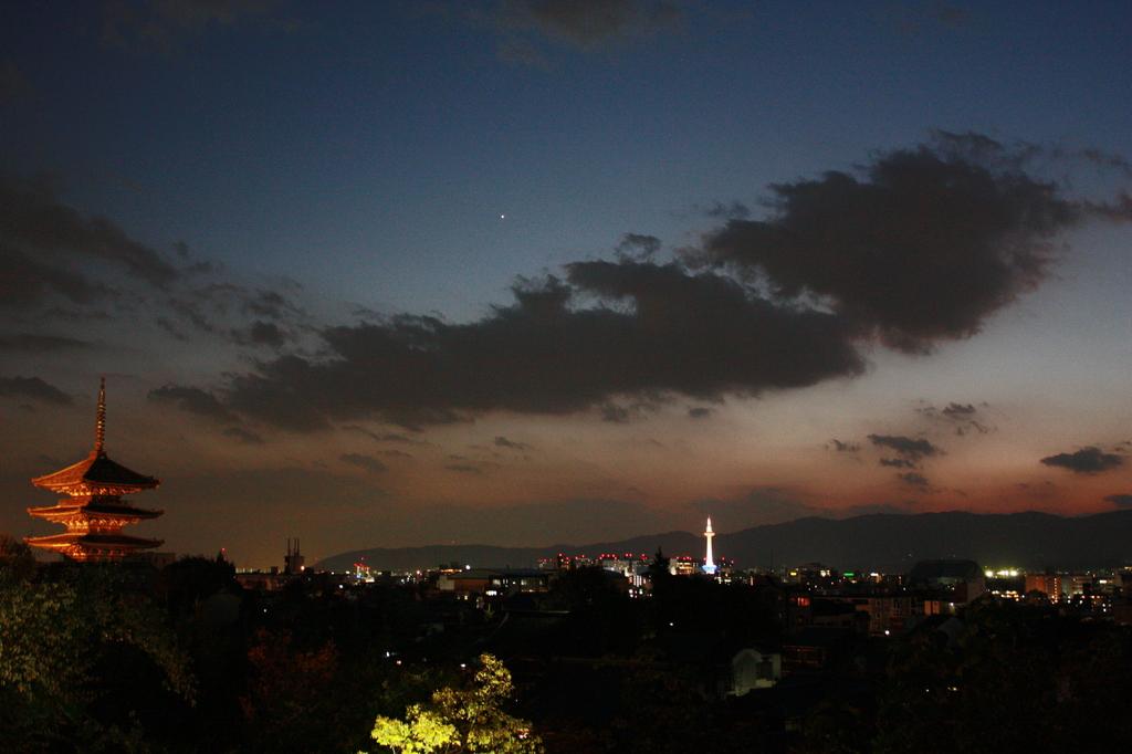 京都2 日没