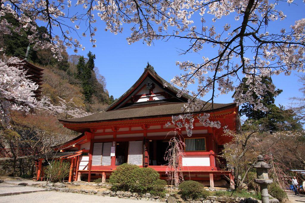 奈良・談山神社にて2