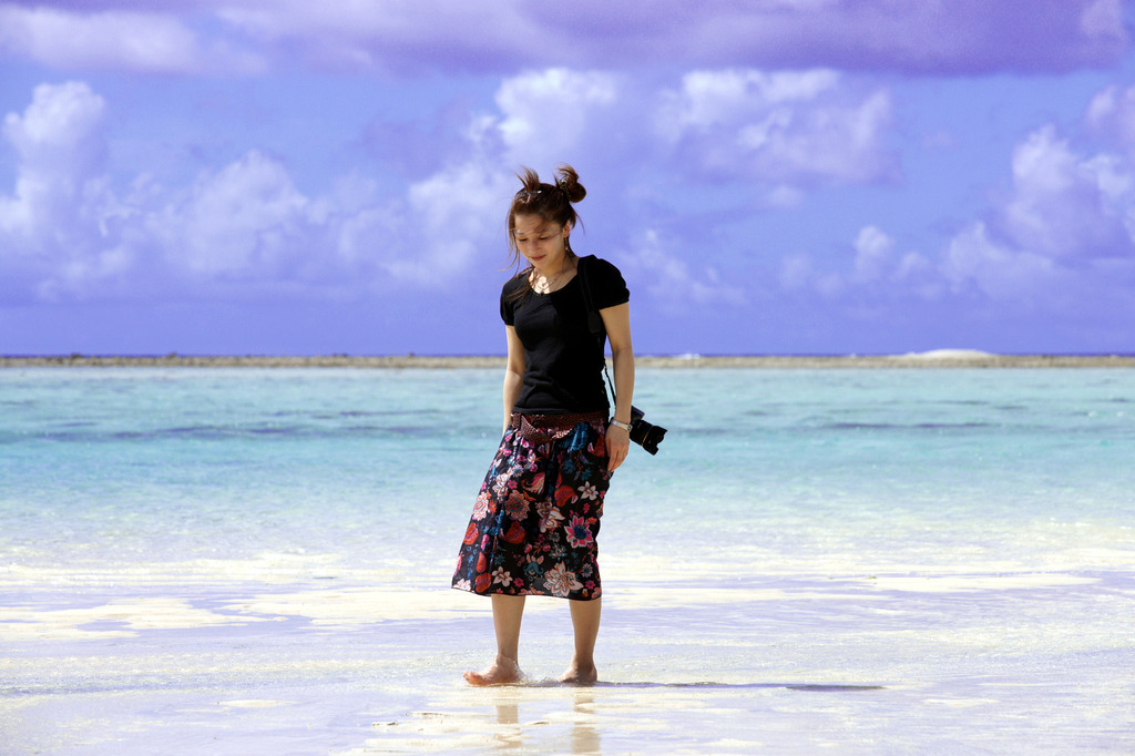 she on the sea