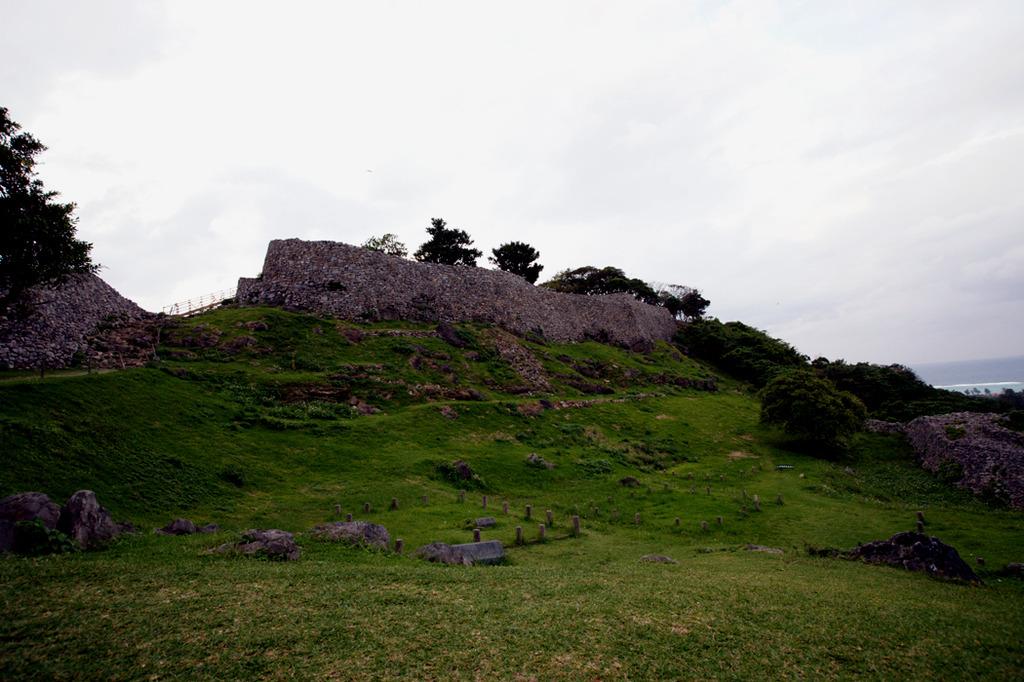世界遺産 沖縄 今帰仁城跡-16
