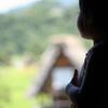 夏の思い出in白川郷(主演:娘2才)