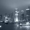 上海の夜♪
