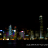 Victoria Harbour @ Hong Kong