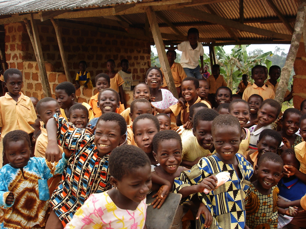 Ghanian Students