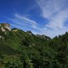 8月の燕岳へ