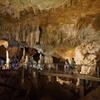 日本最南端の鍾乳洞